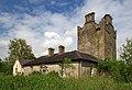 Castles of Leinster, Grange, Kildare (2) - geograph.org.uk - 1952792.jpg