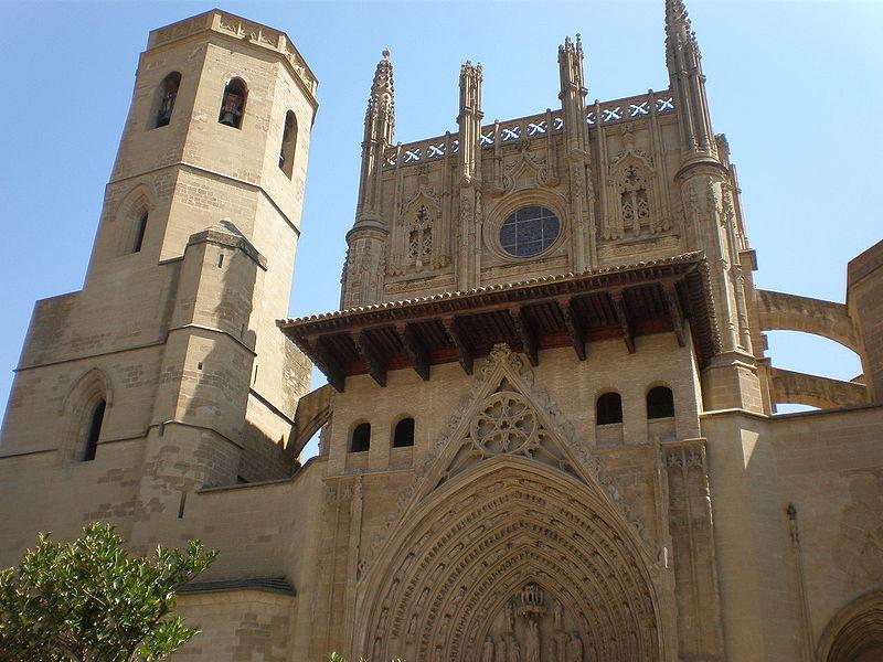 Archivo: Catedral de Huesca.JPG