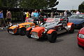 Caterham 7 and Robin Hood - Flickr - exfordy.jpg