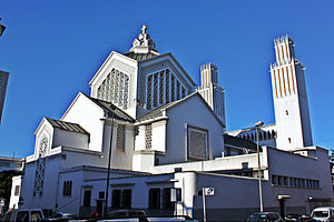 Christianity in Africa - Roman Catholic Cathedral of Rabat
