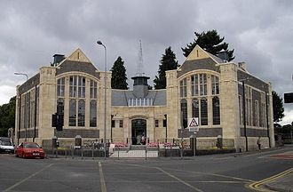 Libraries in Cardiff - Cathays Library