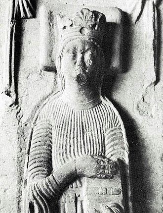 Catherine of Ymseborg - Tomb of Catherine