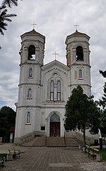 Catholic Church Saint Francis of Assisi, Belozem 1.jpg