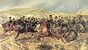 Charge of the Light Brigade, Gemälde von Richard Caton Woodville