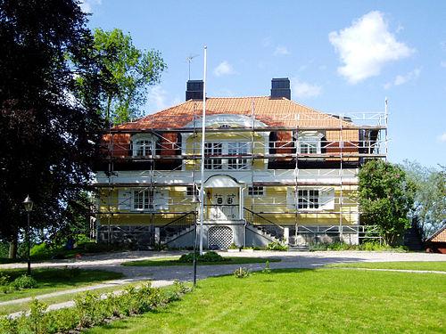 Karossbyggaren i Katrineholm 1929 - Kringla