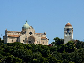 Ancona Cathedral Cathedral dedicated to St. Cyriacus, seat of the Archdiocese of Ancona-Osimo