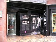 L'ingresso originario del Cavern Club