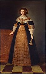 Cecilia Renata (1611-1644), Archduchess of Austria, Queen of Poland