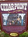 Cedar Point Midway Carousel historical marker (5567).jpg
