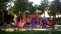 Cental Public Park of Nishapur(National Park) - Playground01.JPG