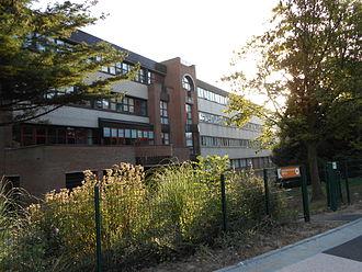 École centrale de Lille - École Centrale de Lille - Building C