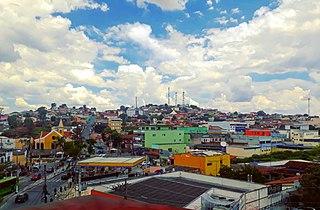 Ribeirão das Neves Place in Brazil