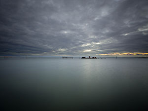 Half Moon Bay (Victoria) - Half moon bay