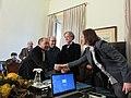 Cerimónia de assinatura do memorando de entendimento entre Wikimedia Portugal, UAb, CIDH, LE@D e CLEPUL - IMG 8016.jpg