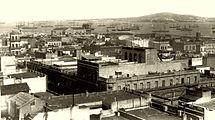 Cerro de Montevideo desde la ciudad. Año 1865 (no watermark).jpg