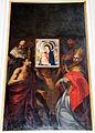 Cesare dandini, quattro santi attorno alla madonna di neri di bicci.JPG