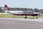 Cessna 208B Supervan 900 (VH-XLF) taxiing at Wagga Wagga Airport.jpg