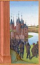 Château de Melun - Grandes Chroniques de France f019 (détail) - Jean Fouquet.jpg