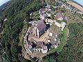 Château de la Madeleine, Chevreuses, Photo aérienne 15.jpg