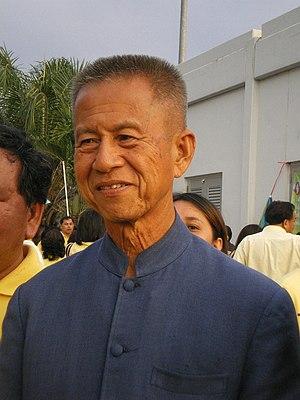 Chamlong Srimuang - Chamlong Srimuang in December 2008