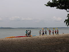 Changi Beach Park 2, Aug 06.JPG