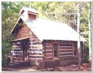 Christian naturism - Chapel at former Cherokee Lodge