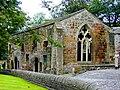 Chapel of St John the Evangelist, Skipton Castle - geograph.org.uk - 475681.jpg