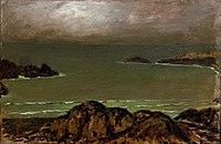 Charles Cottet Brume à Belle-île 1904.jpg