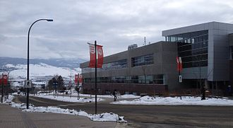 University of British Columbia (Okanagan Campus) - Charles Fipke Centre for Innovative Research
