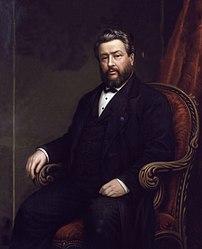 Alexander Melville: Charles Haddon Spurgeon