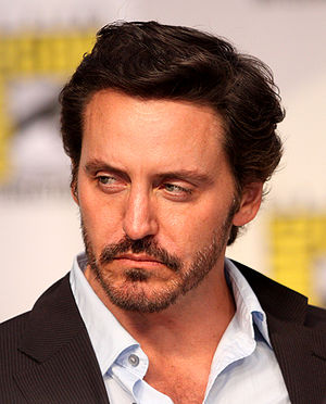 Charles Mesure - Charles Mesure at the San Diego Comic-Con International in July 2010.