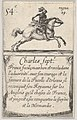 Charles Sept.-e - Prince facile..., from 'Game of the Kings of France' (Jeu des Rois de France) MET DP831124.jpg
