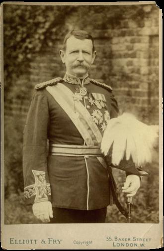 Charles Warren - Warren circa 1886