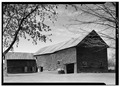 Chase-Redfield Barn, Main Street, Randolph, Orange County, VT HABS VT,9-RAND,3A-1.tif