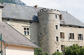 Image illustrative de l'article Château de Chevron