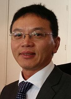 Chen Yonglin Chinese diplomat