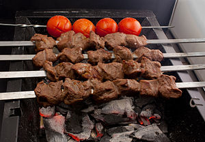 Skewer - BBQ in Iran