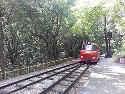 Children railway, Plovdiv 04.jpg