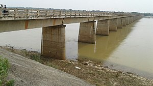 Salepur - Image: Chitrotpala Syphon Cum Bridge