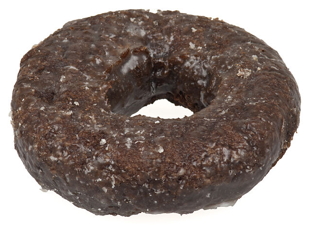 File:Chocolate-Cake-Donut.jpg - Wikimedia Commons