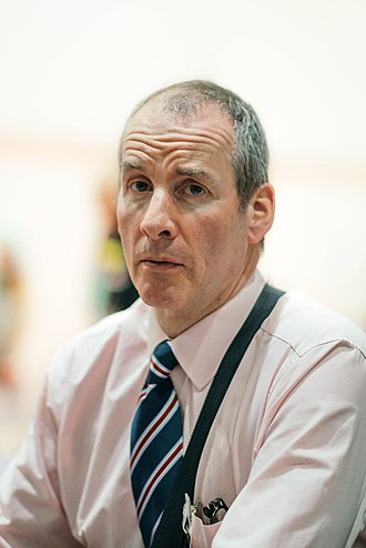 Chris Barrie - Barrie in May 2017