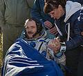 Chris Hadfield after landing.jpg