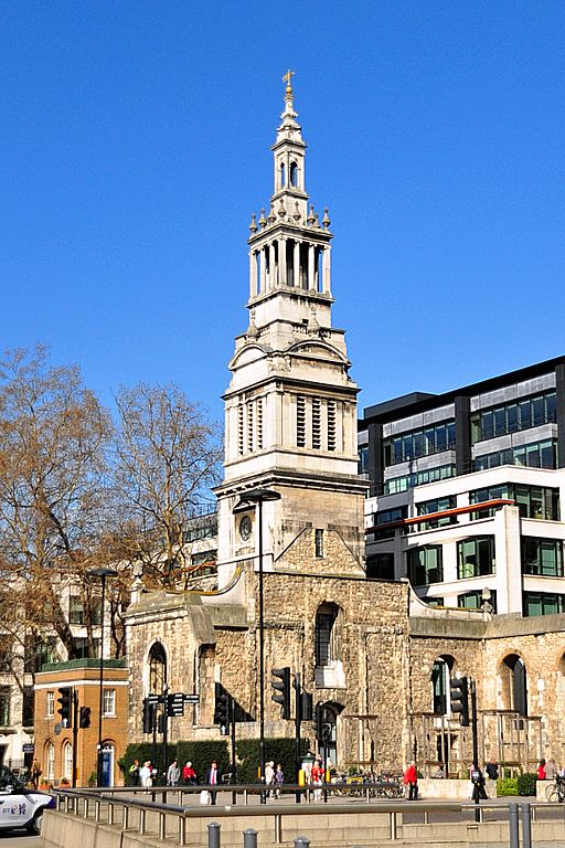 File Christ Church Greyfriars London Jpg Wikimedia Commons