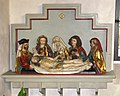 Christus im Grab mit Beweinungsgruppe in der Pfarrkirche Unserer Lieben Frau in Karlsruhe.jpg