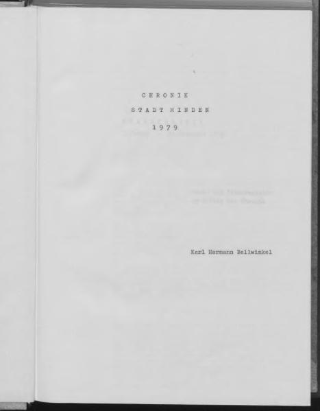 File:Chronik der Stadt Minden, 1979.djvu