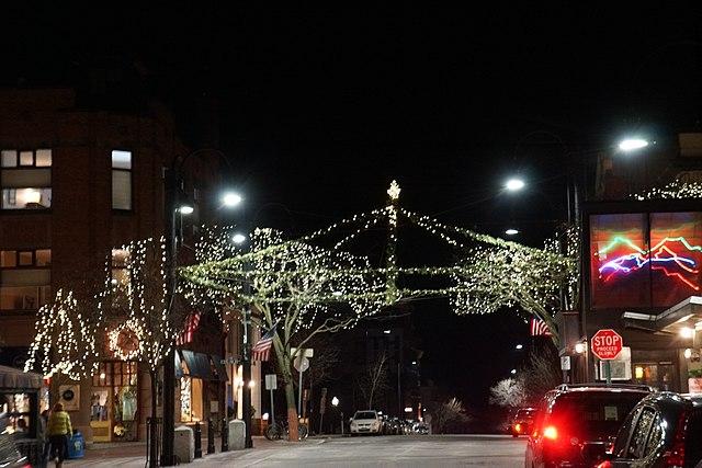 File:Church Street, Burlington, Vermont United States