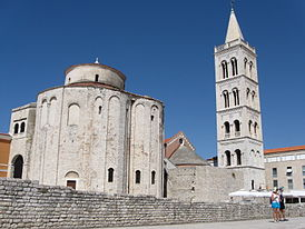 Church of St. Donatus in Zadar 1.jpg