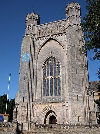 Thorney Abbey - Thorney Abbey Church