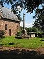 Churchyard cross, Sellack - geograph.org.uk - 517556.jpg