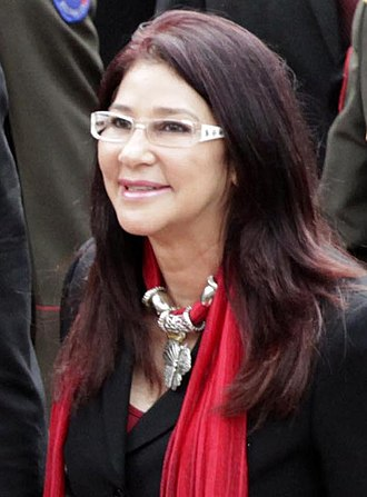 President of the National Assembly of Venezuela - Image: Cilia Flores 2013